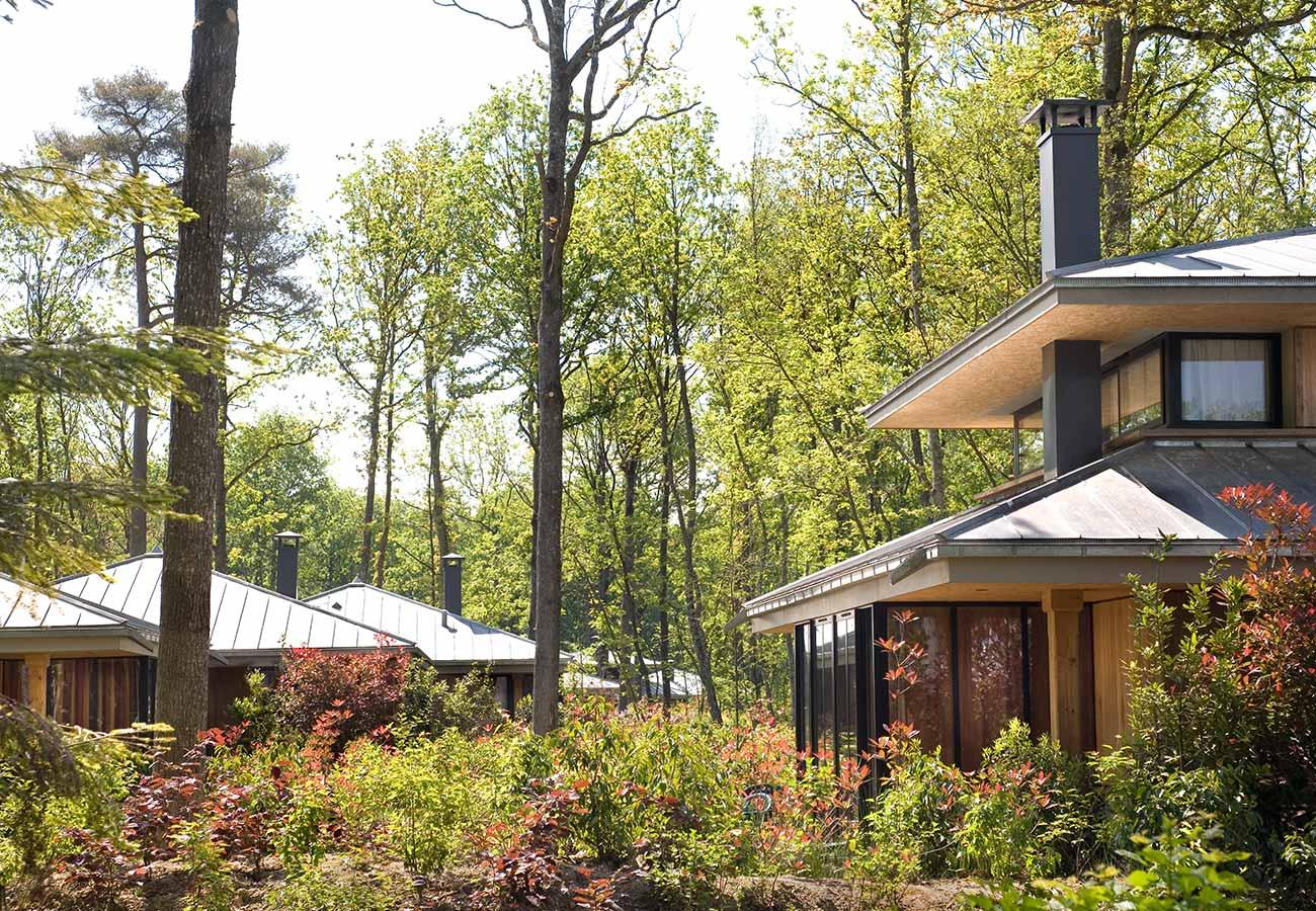 Center Parc Bois Francs  Jean de Gastines