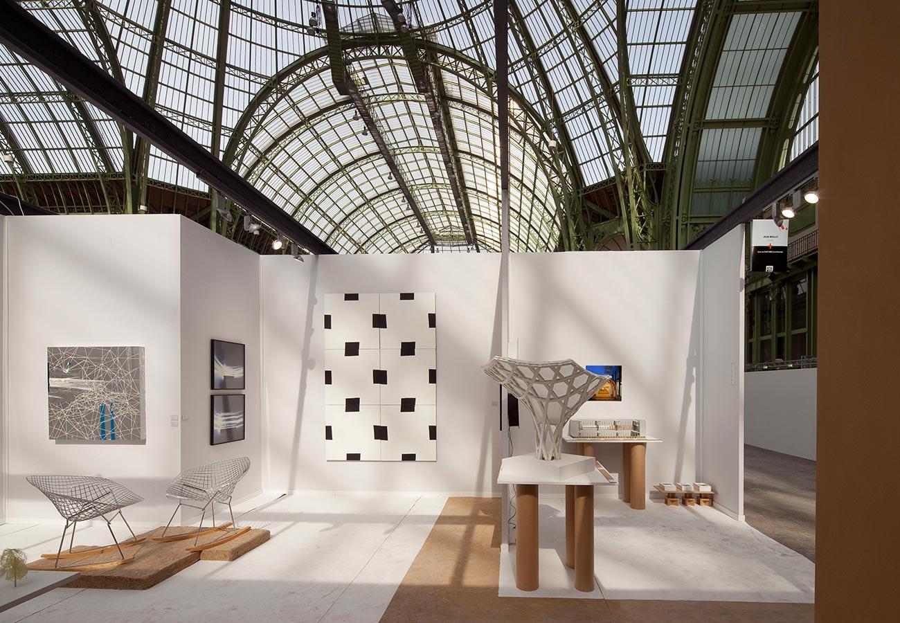foire art paris guest jean de gastines. Black Bedroom Furniture Sets. Home Design Ideas