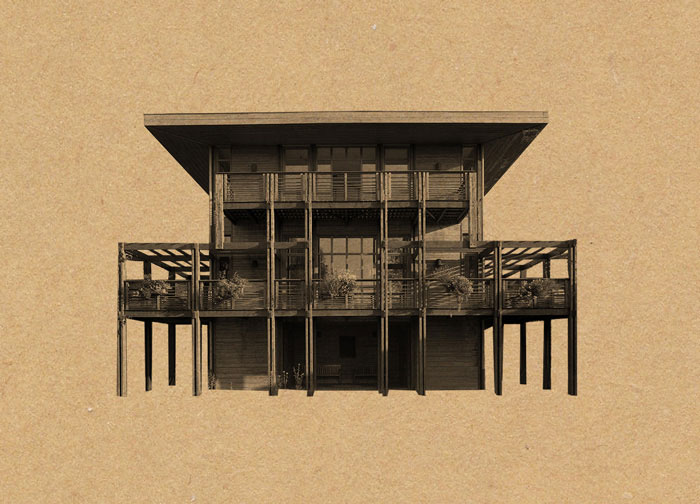 Jean De Gastines Architectes