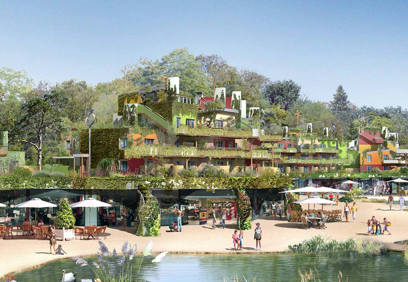 Les Villages Nature Jean De Gastines